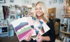 Artist Amy Singer is living the dream after opening her own quirky gift shop and art studio.