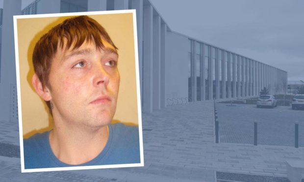 Steven William Potter was jailed at Inverness Sheriff Court
