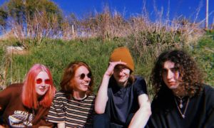 Aberdeen psych four piece Cherry Bleach are set to release a new single and launch a record label.