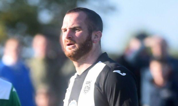 Fraserburgh's captain Ryan Christie