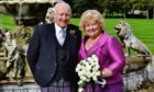 Major Bill Macdonald and his wife, Maureen.