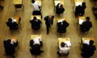 Despite the recent decision to scrap the SQA, it is set to play a major role in this year's exams.