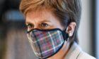 Nicola Sturgeon was under pressure to announce an inquiry