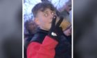 Ryan Shand has been reported missing from Kintore. Supplied by Police Scotland.