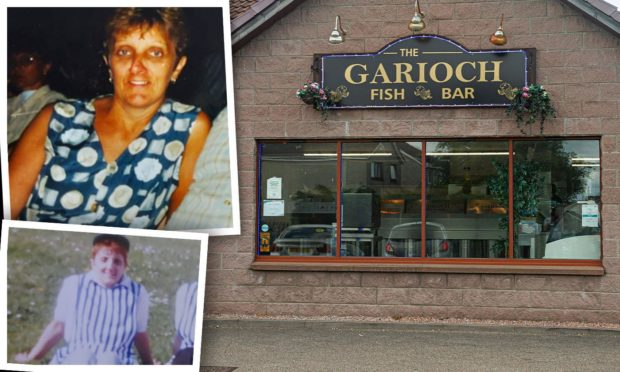 Tributes paid to Wilma McLennan, who spent almost three decades serving the people of Inverurie at Garioch Fish Bar.