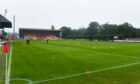 The game was due to take place at Glebe Park on Saturday.