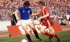 John McMaster never took a backward step in his football career.