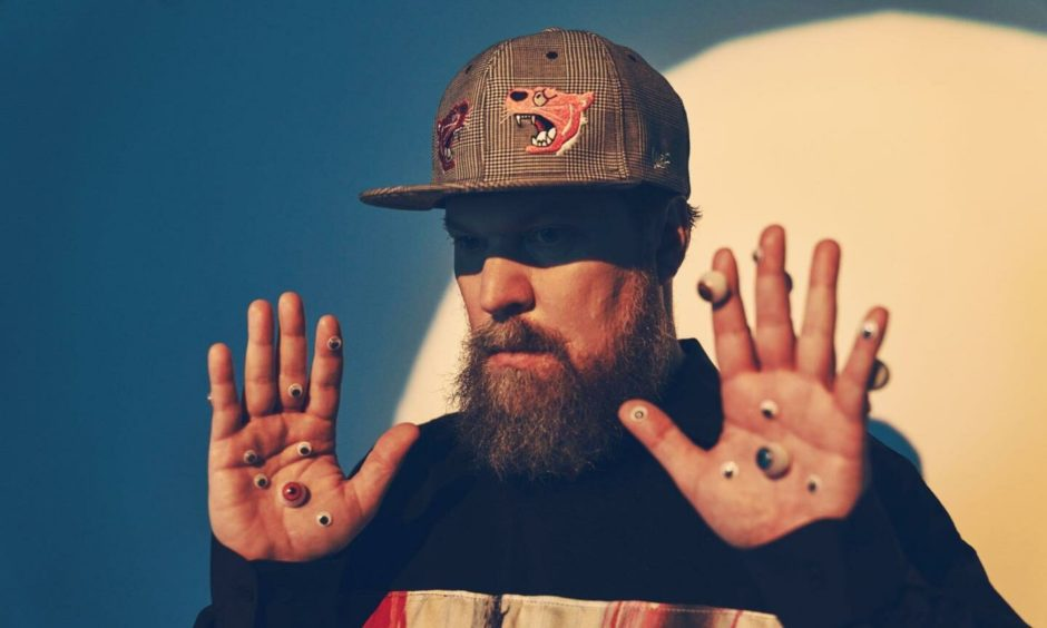 John Grant will play True North Festival. Pic supplied by Hordour Sveinsson
