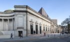 Aberdeen Art Gallery has been named one of Scotland's buildings of the year.
