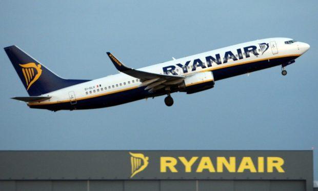 Ryanair has suspended flights between Aberdeen and Faro early