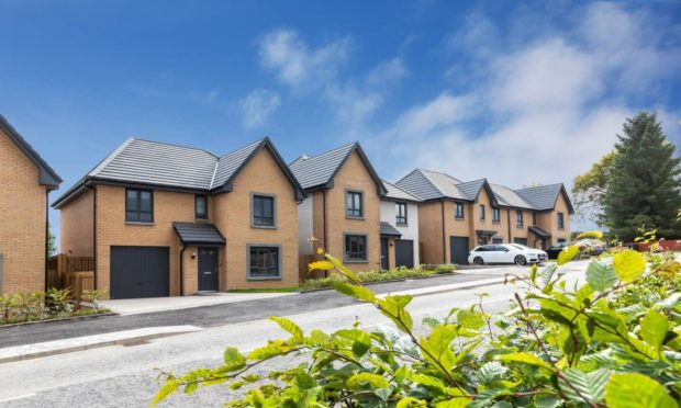 Countesswells is a new community of three and four-bedroom homes a short journey from Aberdeen city centre.