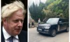 Boris Johnson is at Balmoral for a weekend with the Queen. Photo: Shutterstock/DCT Media