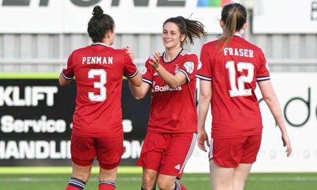 Aberdeen Women beat Hamilton Accies 1-0