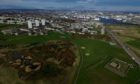 The Scottish Wildlife Trust is urging a rethink on plans for an energy transition zone business park on St Fittick's Park, Torry.