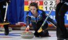 Aberdeen curler Rebecca Morrison.