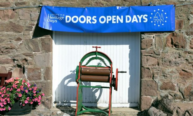More than 20 venues across Aberdeenshire are preparing to welcome visitors as part of this year's Doors Open Day festival.