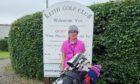 Evening Express Champions of Champions ladies' handicap finalist Emma Logie, of Keith Golf Club.