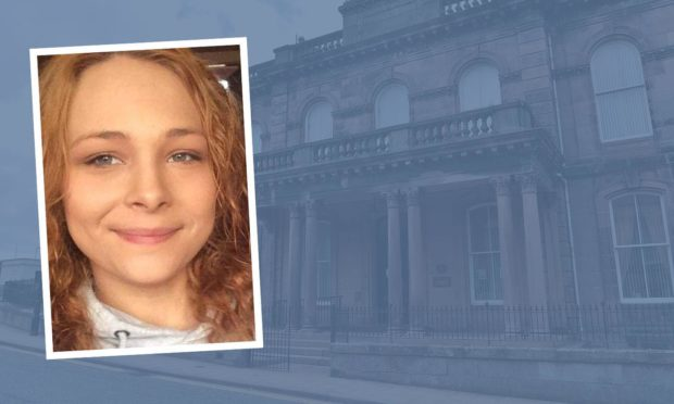 Gemma Paterson appeared at Banff Sheriff Court.