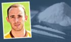 Footballer Gordon Finlayson has been jailed for 15 months