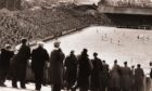 Pittodrie 1964