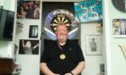 Huntly's John Henderson is World Cup of Darts champion