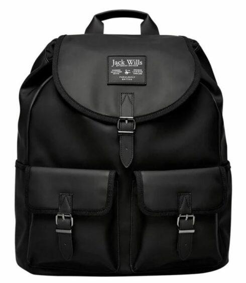 Jack Wills Beresford Cargo Backpack £42