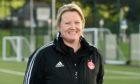 Aberdeen FC Women manager, Emma Hunter