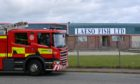 Fire crews were called to Laeso Fish on June 14. Photo: Kath Flannery/DCT Media