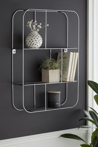 Next – Rectangular Shelf £40
