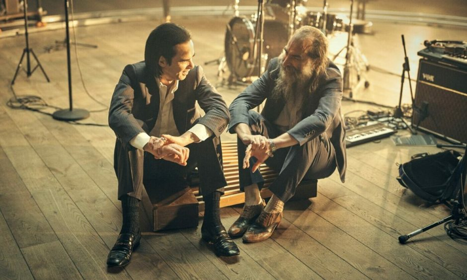 Nick Cave and Warren Ellis have added Aberdeen's Music Hall to their tour of the UK.