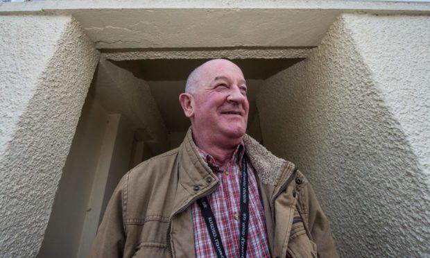Moray councillor Derek Ross