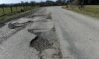 Residents across the north-east have complained about potholes