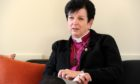 The Right Rev Anne Dyer, Bishop of Aberdeen and Orkney. Photo: Kenny Elrick/DCT Media