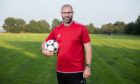 Keith manager Craig Ewen is hoping his side can reach round two of the Scottish Cup