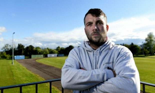 Lee McAllister will deliver free pro boxing and a fun day at Balgownie.