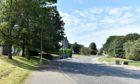Raymond Robertson exposed himself twice on Auchinyell Road, Garthdee