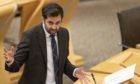 Health Secretary Humza Yousafspoke on BBC's Good Morning Scotland on Thursday