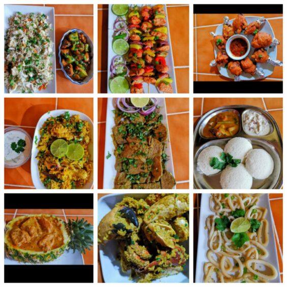 Food passion by Savina Raicar.