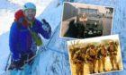 Former Scots' Guard soldier Scott Flett helping veterans through hillwalking.