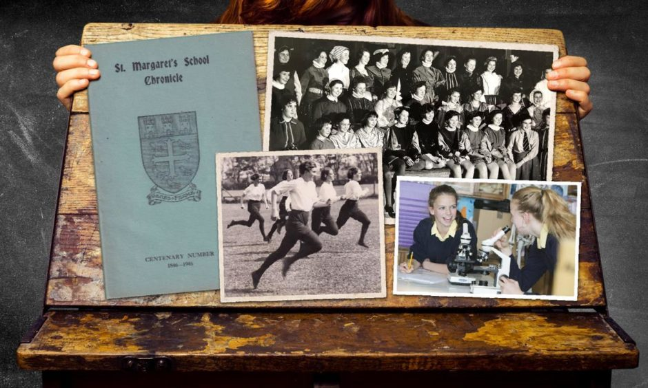 Images from the last 175 years of St Margaret's School for Girls which is celebrating its milestone birthday this year.