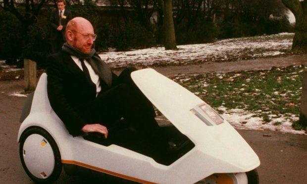 Sir Clive Sinclair has died aged 81.