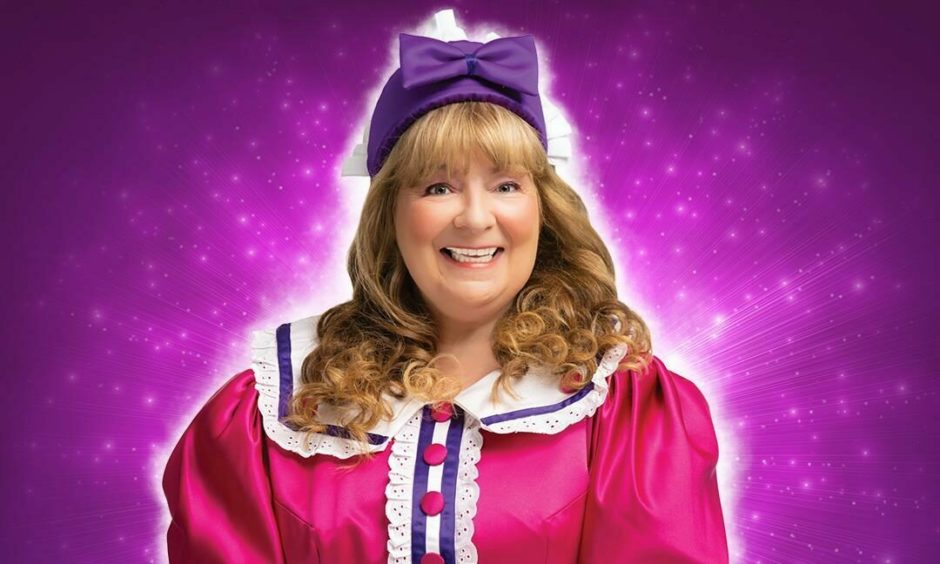 Janey Godley was to star in the Aberdeen Performing Arts' pantomime at His Majesty's Theatre this year.