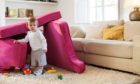 Any good sofa needs to withstand plenty of fort building (Photo: Image Source Trading Ltd/Shutterstock)