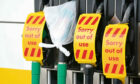 Readers have written to the Evening Express about the fuel shortage.