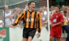 Martin Stewart was part of Huntly sides that caused Scottish Cup shocks