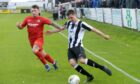 Fraserburgh's Paul Young, right, is aiming for victory against Lossiemouth