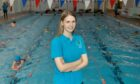 Aberdeen's Sports Awards Young Coach of the Year nominee, Shelley Milne.