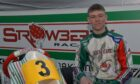 Leon Henderson will run as number three driver in the UK. Photo by Chris Walker @ Kartpix.