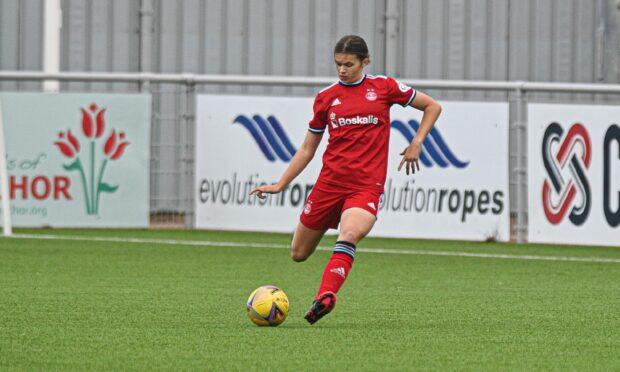 AFC Women defender, Jessica Broadrick.
