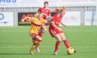 Eilidh Shore has been nominated for SWPL1 Player of the Month.
